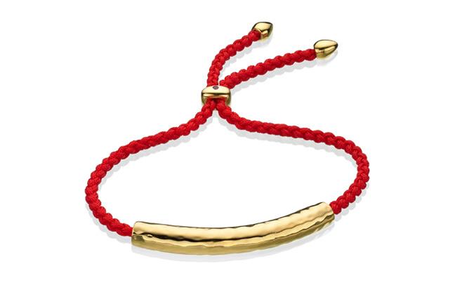 Monica Vinader Esencia Friendship Bracelet