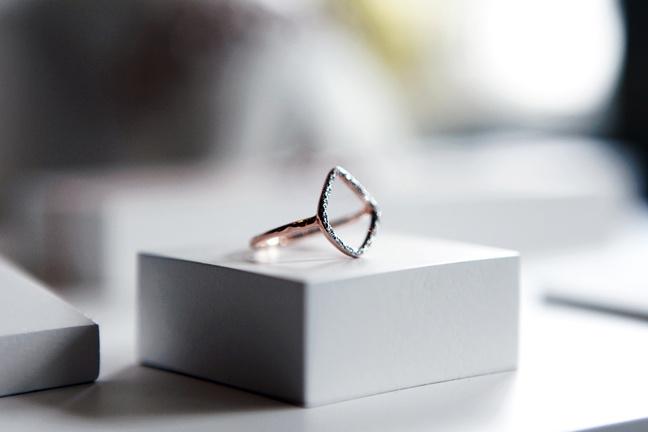 Riva Diamond Ring