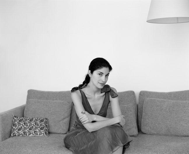 Caroline Issa by Joanna Paterson