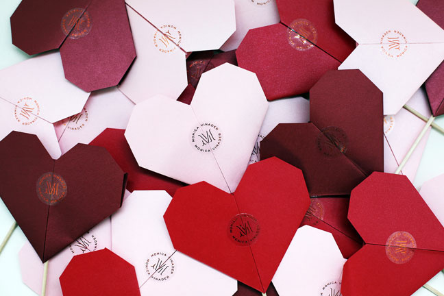 Return of the Love Letter – Anonymous Valentine Card