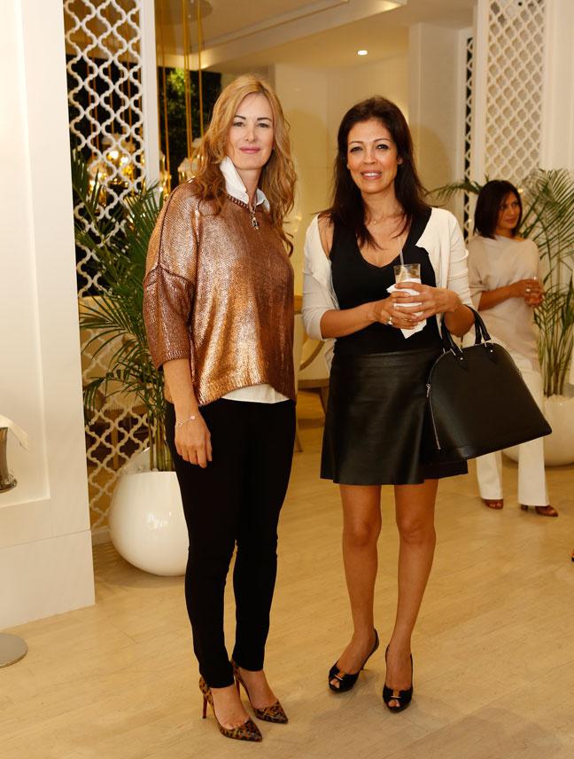 Caroline Hargreaves and Soha Gid
