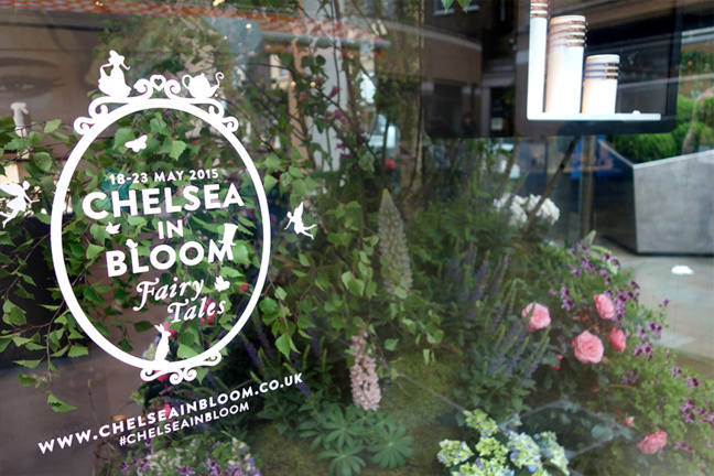 Monica Vinader for Chelsea in Bloom