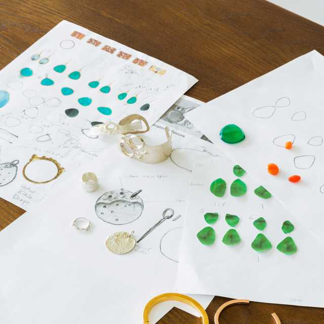 Monica Vinader gemstone jewellery