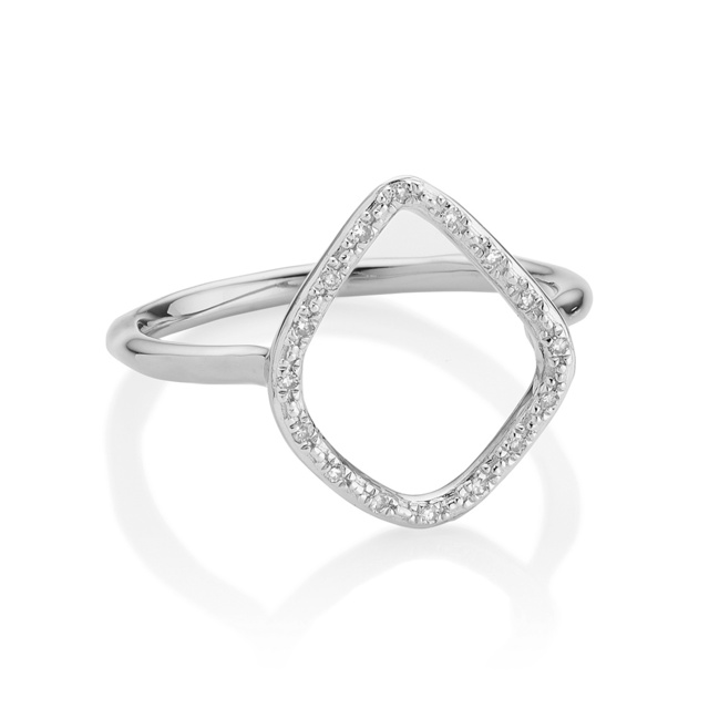 The Iconic Riva Hoop Ring