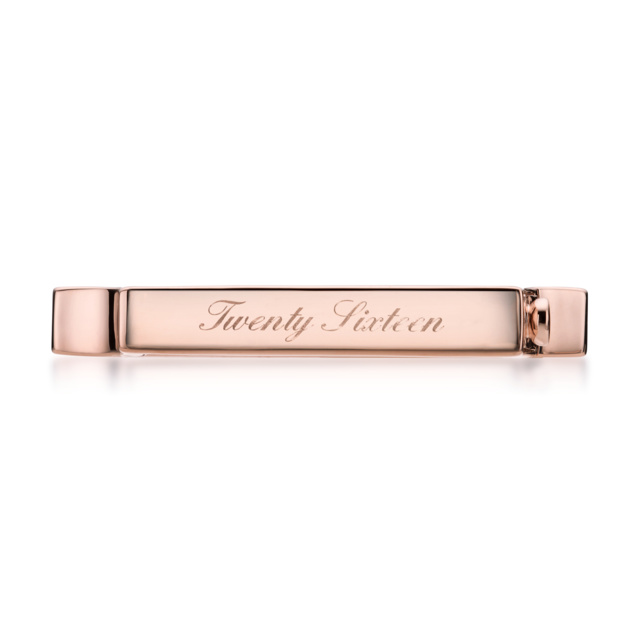 Signature Bangle with Engraving