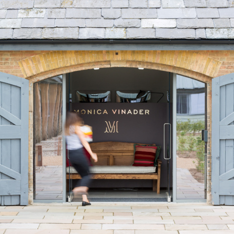 Monica Vinader office in Holkham Norfolk