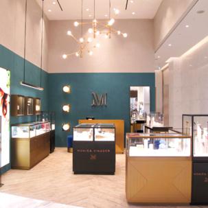 Monica Vinader Shinsegae Centum City Boutique