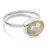 Candy Oval Ring - Labradorite - Monica Vinader