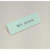 Mini Wedge - MV Icon - Monica Vinader