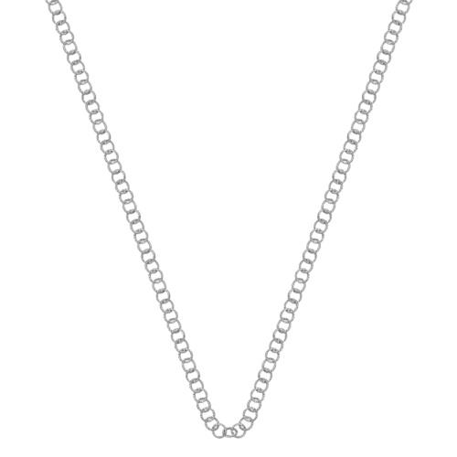 Mini Lungo Chain Necklace - Monica Vinader