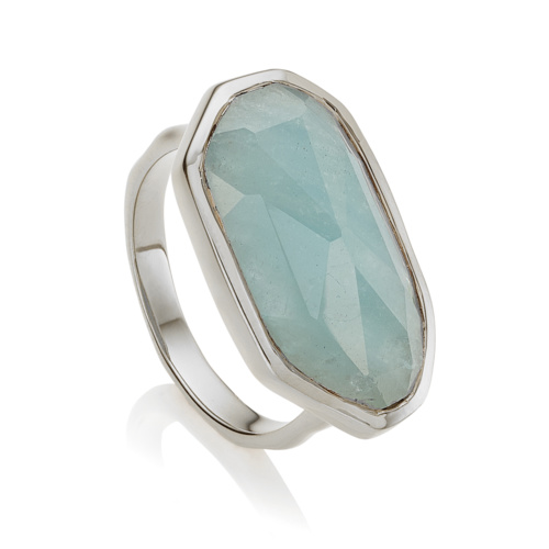 Capri Ring - Aquamarine