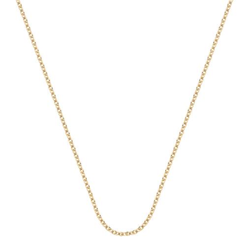 Gold Vermeil Rolo Chain 24