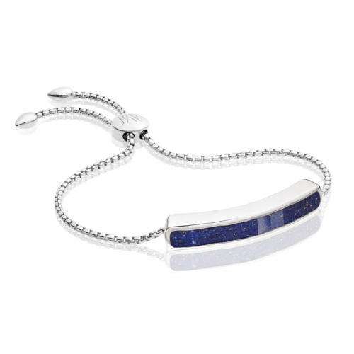 Baja Chain Bracelet - Lapis