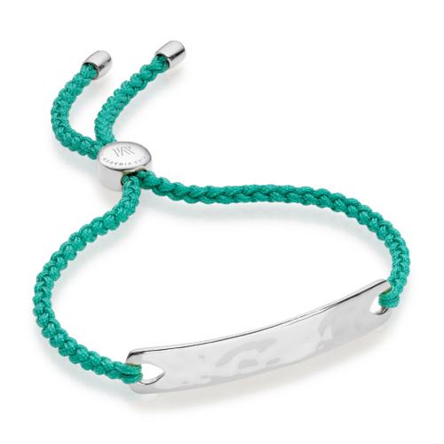 Havana Friendship Bracelet - Emerald Green