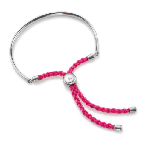 Fiji Friendship Bracelet - Cerise