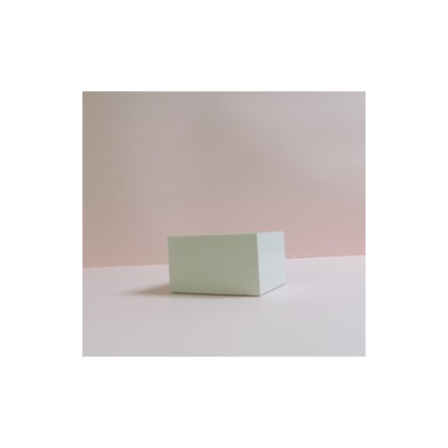 Cuff - Cuff Block 60mm - White - Monica Vinader