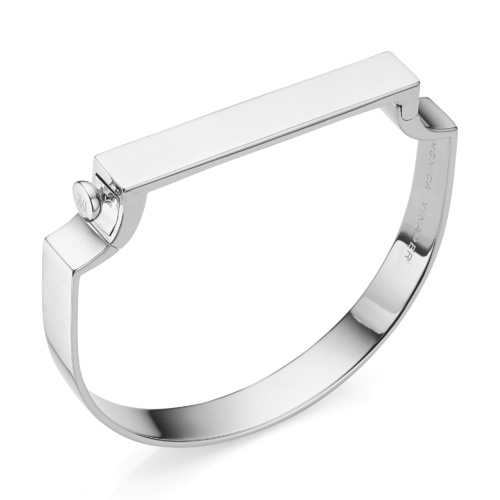 Signature Petite Bangle - Monica Vinader
